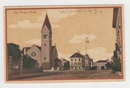 OR210 - ZUG - Protest Kirche - ZG Zoug
