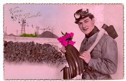 CP - Vive Ste Barbe - Mineur - Mijnwerker - Mines