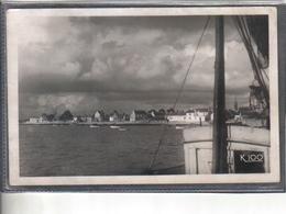 Carte Postale 17. Île Tudy  Très Beau Plan - Ile Tudy