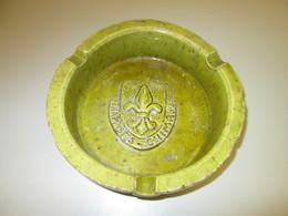 ASBAK   CENDRIER Van Noseda Kuurne / Cuerne Voor Trappistes Chimay - Bier - Porcelaine