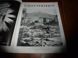 1940 L'ILLUSTRATION :Catastrophe-inondation Sur Amélie-les-Bains-Céret;Guerre En Epire;Rochefolle;Salles;Lamartine; Etc - Journaux - Quotidiens