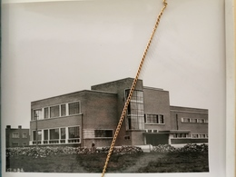Photo Original 1951, Eekloo Atheneum - Eeklo