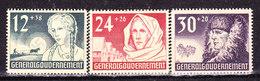 Germania1940 Occupazione Polonia Serie Completa Nuova MLLH - Germania