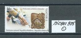MOLDAWIEN  MICHEL 975 Gestempelt Siehe Scan - Moldawien (Moldau)