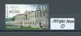 MOLDAWIEN  MICHEL 1000 Gestempelt Siehe Scan - Moldawien (Moldau)