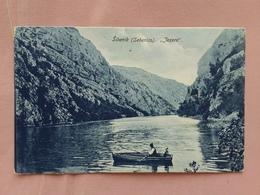 Croazia - Dalmazia - Sebenico - Barca - Cartolina Non Scritta + Spese Postali - Croazia