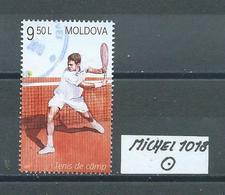 MOLDAWIEN  MICHEL 1018 Gestempelt Siehe Scan - Moldawien (Moldau)