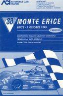 ITALIA   Trapani 38^ Monte Erice  Annullo Del 1 - 10 - 1995 - Trapani