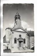 10 - TRAINEL ( Aube )  - L' Eglise Saint-Antoine - Carte Glacée - France