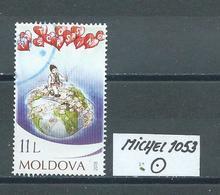 MOLDAWIEN  MICHEL 1053 Gestempelt Siehe Scan - Moldawien (Moldau)