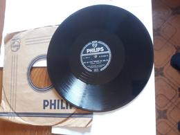 "Philips  -  Nr. B 21550 H -  "" The Mariners "" - 78 Rpm - Schellackplatten"