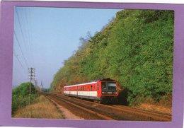 70 RONCHAMP Ligne De Nancy à Belfort Autorail X 2700 Modernisé Septembre 1987 - Sonstige Gemeinden