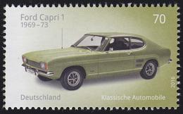 3202 Klassische Deutsche Automobile: Ford Capri 1, ** - BRD