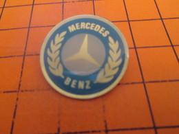 815a Pin's Pins / Beau Et Rare / THEME : AUTOMOBILE / LOGO DE LA MARQUE MERCEDES BENZ - Mercedes