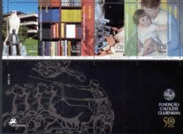 Por. Block 243 Gulbenkian Stiftung** MNH Postfrisch - Hojas Bloque
