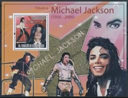[401614]TB//**/Mnh-Sao Tomé-et-Principe 2006 - Micahel Jackson, Roi De La Musique Pop, Chanteurs & Musiciens - Musique