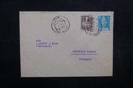 SYRIE - Enveloppe Commercial De Alep Pour La France En 1967 , Affranchissement Plaisant - L 32053 - Syrie