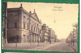 CORREGGIO - Corso Cavour - Reggio Nell'Emilia