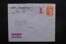 SYRIE - Enveloppe Commercial De Alep Pour La France  , Affranchissement Plaisant - L 32054 - Syrie