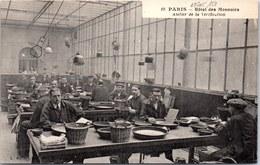 75005 PARIS - Hotel Des Monnaies, Atelier De La Vérification - Arrondissement: 05