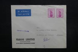 SYRIE - Enveloppe Commercial De Damas Pour La France  , Affranchissement Plaisant - L 32055 - Syrie