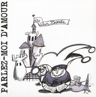 PARLEZ-MOI D'AMOUR - La Cour Barrée - EP - ELECTRO PUNK - Punk