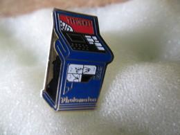 PIN'S   Photomaton - Photography