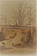 PHOTO ALLEMANDE BOURGOGNE  FRANZÖSEN FRIEDHOF (CIMETIERE FRANCAIS) (2) - Autres Communes
