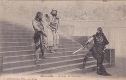 CARTE POSTALE ANCIENNE,SEMIRAMIS,SAMMU-RAMAT,ASSYRIE,BABYLONE - Personnages Historiques