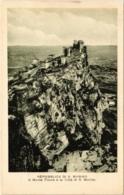 CPA Republica Di S. Marino Il Monte Titano E La Citta SAN MARINO (801927) - San Marino