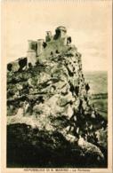 CPA Republica Di S. Marino La Fortezza SAN MARINO (801925) - San Marino