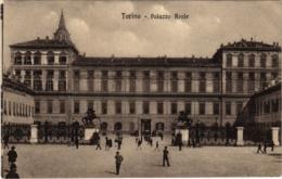 CPA Torino Palazzo Reale ITALY (801665) - Palazzo Reale