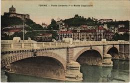 CPA Torino Ponte Umberto ITALY (801606) - Bridges