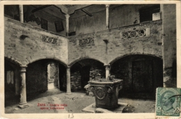 CPA Zara Cortille Della Apoca Veneziana ITALY (801596) - Altre Città
