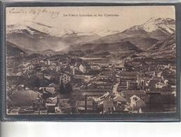 Carte Postale 65. Lourdes   Très Beau Plan - Lourdes