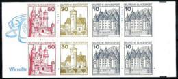 Alemania Federal Carnet Nº 762b En Nuevo - [7] República Federal