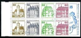 Alemania Federal Carnet 878b En Nuevo - [7] República Federal
