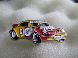 PIN'S   PORSCHE  911  BARBARA  Email A Froid - Porsche