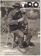 """Revue Du Personnel SNCF, Train, Cheminot - Orléans - Midi  """" Le PO"""" 1933 N°29 Articles, Voir Descriptif (fr61) - Livres, BD, Revues"""
