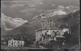CASTELLO FORESTA (VORST) - MERANO - FORMATO PICCOLO - EDIZ. FRANZL - NUOVA ORIGINALE D'EPOCA ANNI '20 - Castelli