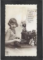 CPA Machine à écrire Non Circulé Fantaisie - Industry