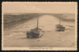 ISABELLAKANAAL BIJ LAAG WATER 1933 - Assenede