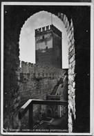 CASTELLO SCALIGERO - VERONA  - FOTOCELERE 1937 - VIAGGIATA 1940 - Castelli