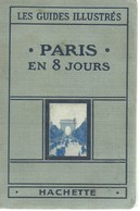 GUIDES HACHETTE 1925 - Libros, Revistas, Cómics