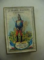 Ancienne Rare Boîte Scellée 144 PLUMES BAIGNOL & FARJON La France Militaire 19° S. CUIRASSIER Hors Concours Paris 1900 - Pens