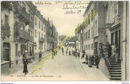 88. EPINAL .  La Rue De Chantraine . - Epinal