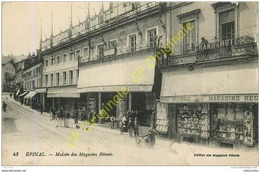 88. EPINAL .  Maison Des Magasins Réunis . - Epinal