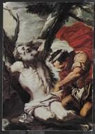 A. CARNEO - IL MARTIRIO DI S. BARTOLOMEO - UDINE - BASILICA DELLE GRAZIE - MOSTRA 1964 -VIAGGIATA - Pittura & Quadri