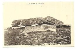 Vaour Le Dolmen Edition Maury - Vaour