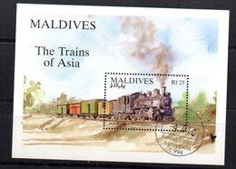 Hb-311  Used  Maldives - Treni